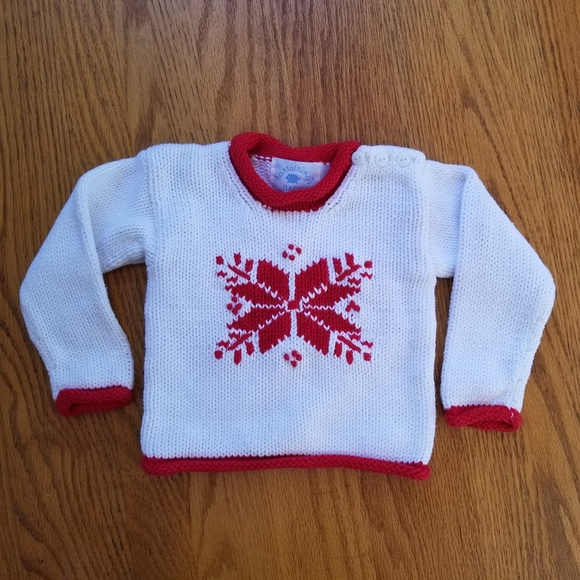 Hartstrings Other - Hartstrings Baby Christmas Sweater 3 Months